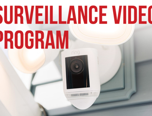 Surveillance Video Program
