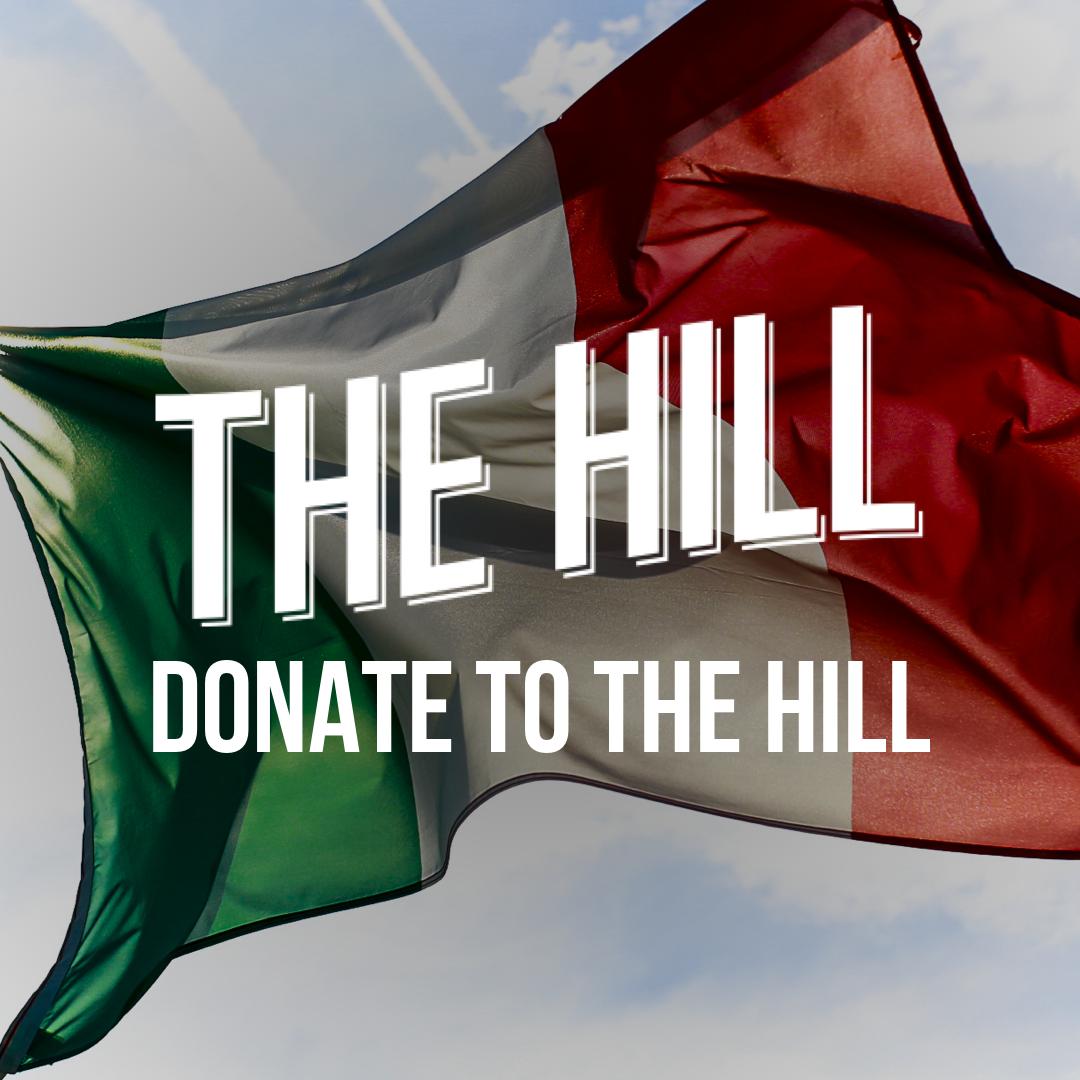 DONATE TO THE HILL NEIGHBORHOOD