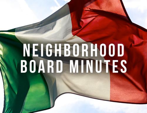 Hill 2000 Neighborhood Board Minutes August 11, 2021